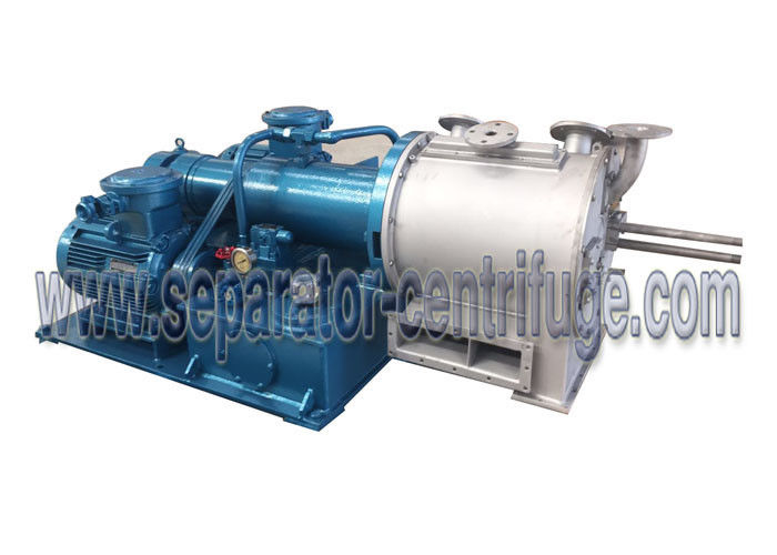 Model PP Basket Centrifuge Two Stage Pusher Centrifuge for EPS Dewatering