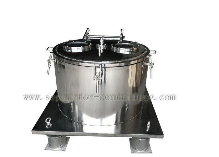 Hemp Oil / Canna Bis Extraction Chemical Centrifuge Machinery & Equipment