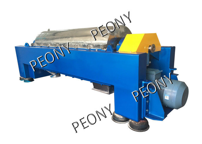 PDC Automation Decanter Centrifuges Equipment For Sludge Dewatering